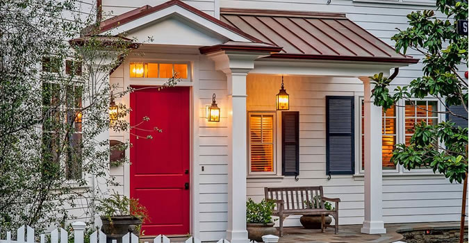 Exterior High Quality Painting Bakersfield Door painting in Bakersfield