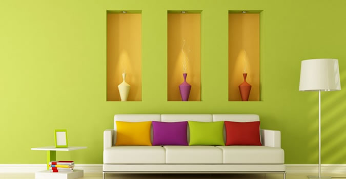 Interior Design Painting in Bakersfield