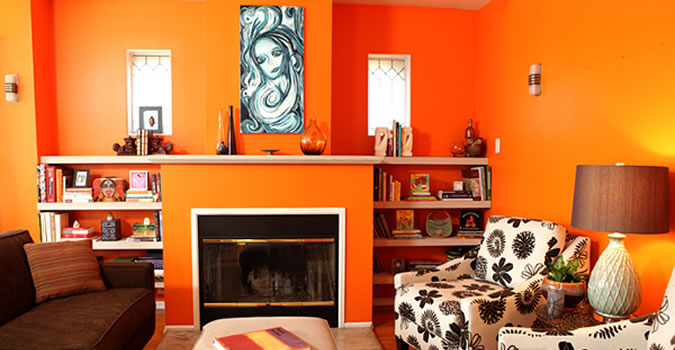 Interior Painting Services in Bakersfield